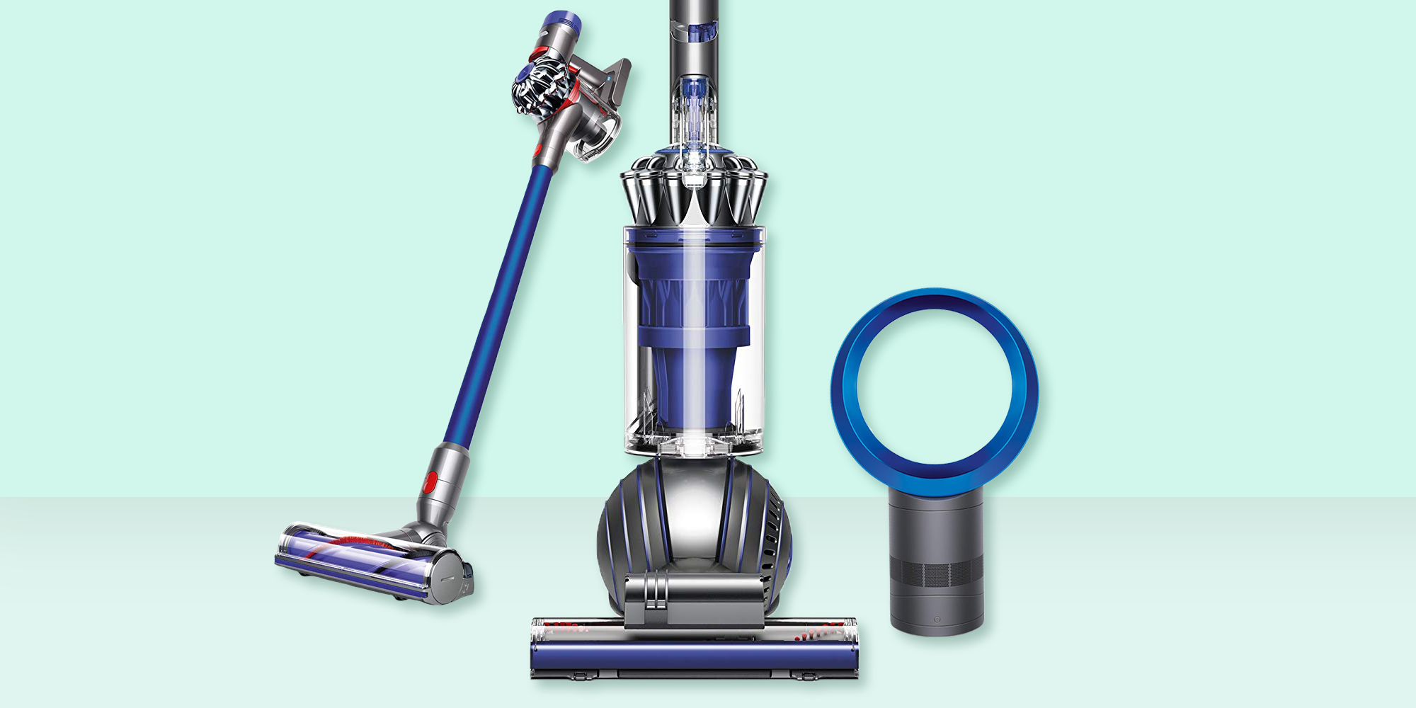 You Can Get a Dyson Vacuum or Fan for up to 42% off on Amazon Prime Day