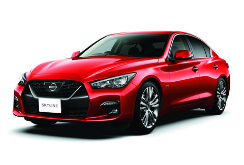 Nissan Skyline, Japan's Infiniti Q50, Updated with ...