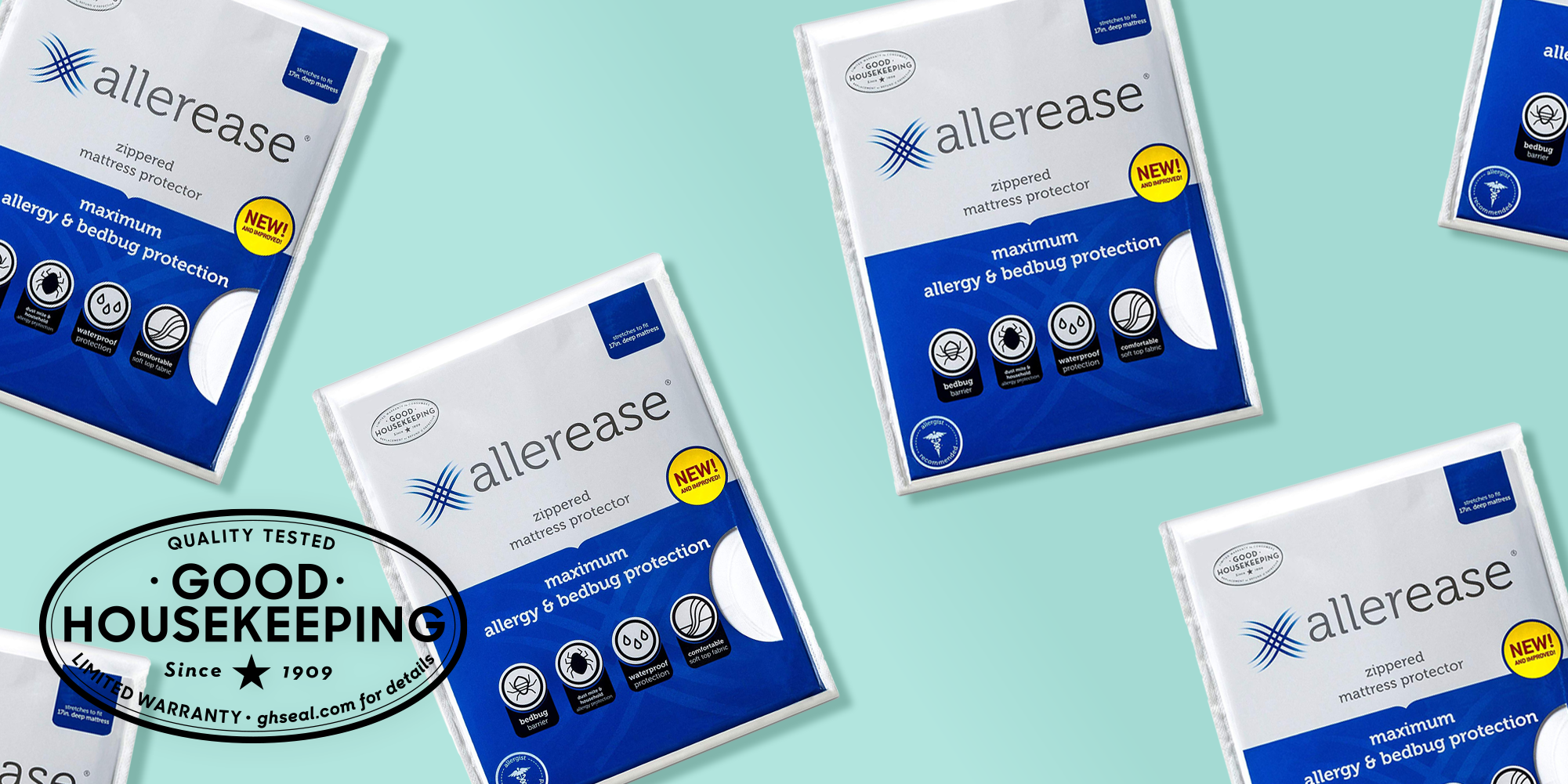 GH Seal Spotlight: AllerEase Bedding Solutions