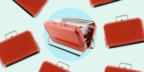 Amazon Reviewers Are Losing It Over This BBQ Grill Suitcase