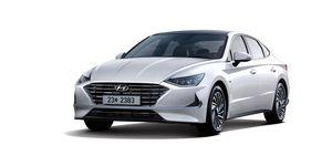 2020 Hyundai Sonata hybrid (Korea spec)