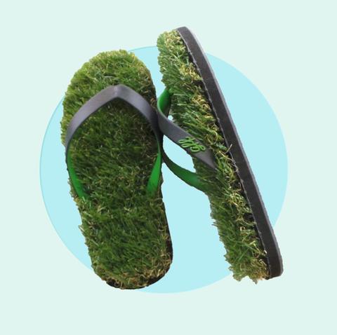 Grass Flip Flops Review