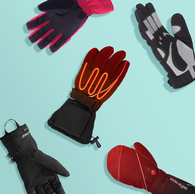 10 Best Heated Gloves - Electric and Battery-Heated Gloves