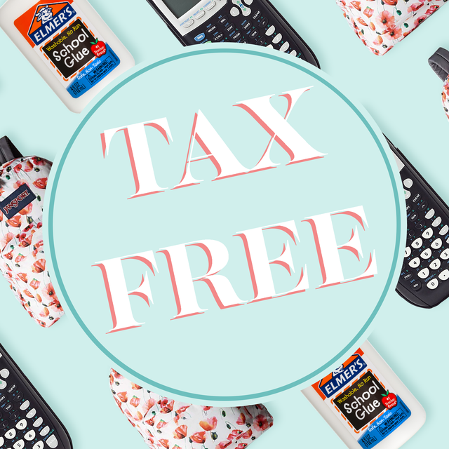 23+ Texas Tax Free Weekend 2020 Gif