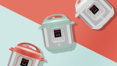 The Instant Pot Now Comes in Three New Colors