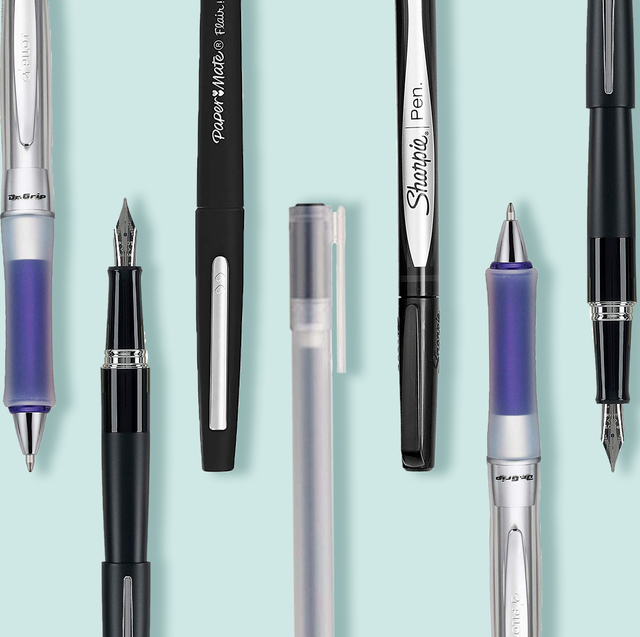 8 Best Pens For Back To School Ball Point Gel