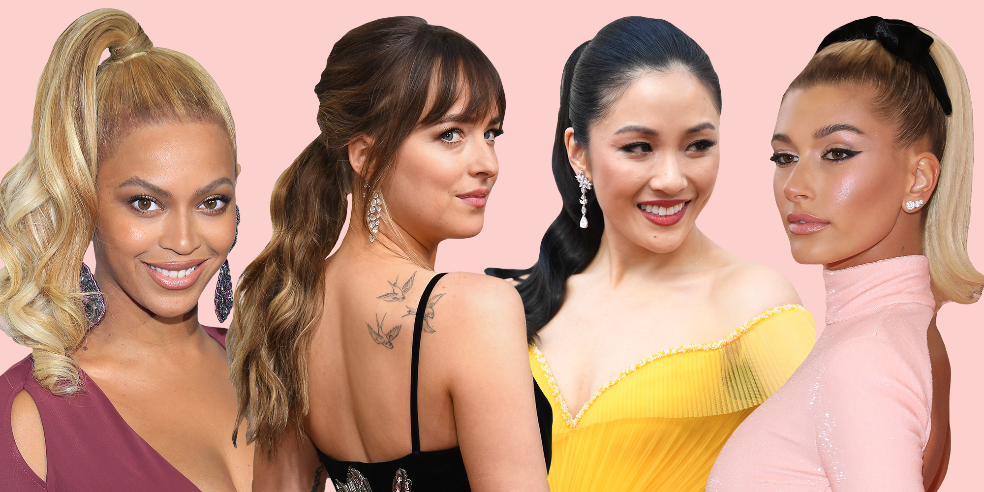 These 20 Ponytail Hairstyles Take Your Look to the Next Level