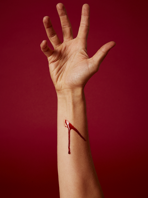 How To Make Realistic Fake Blood For Easy