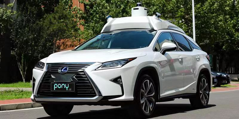 Toyota Invests $400 Million in Chinese Self-Driving Startup Pony.ai