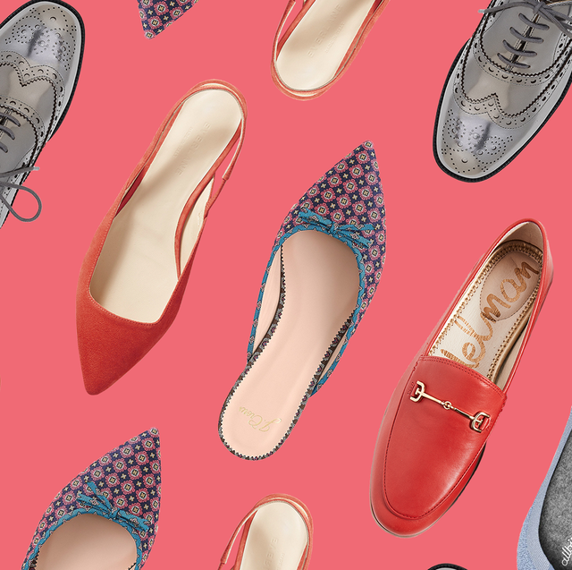 Comfortable Flats You Can Wear With Anything