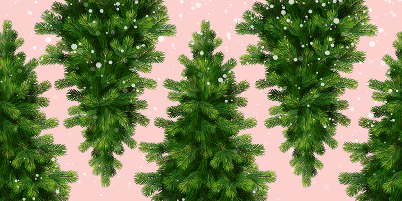 20 of the Best Artificial Christmas Trees That Look Incredibly Realistic