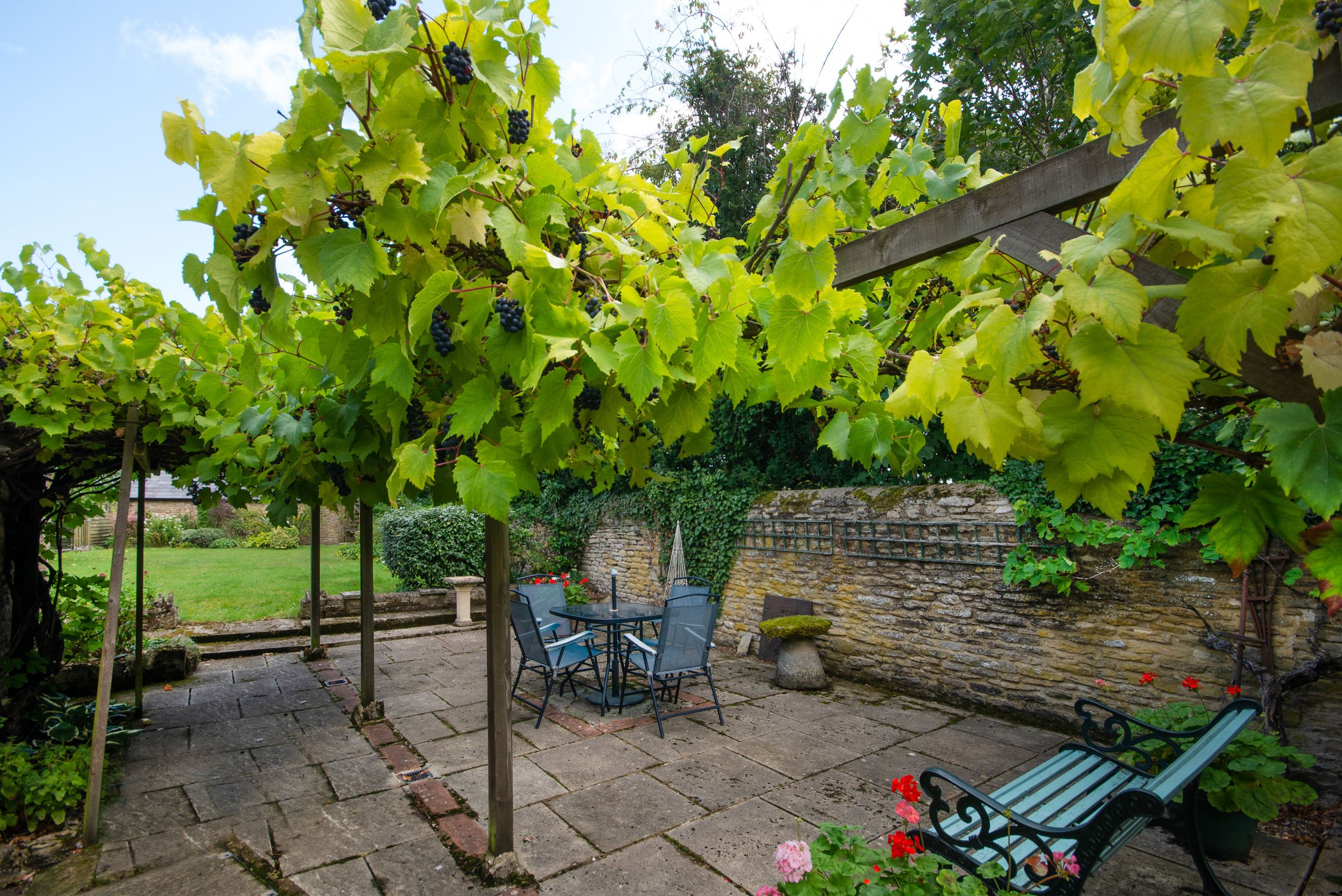 Charming Cotswold house for sale in the village of Bampton, where Downton Abbey was filmed