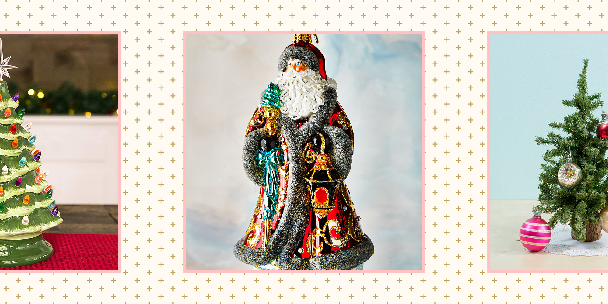 20 Best Vintage Christmas Decorations You Can Still Buy Today