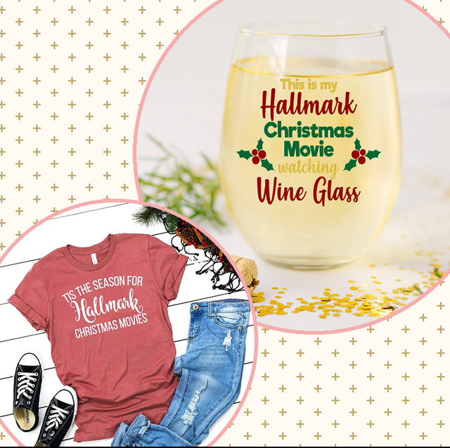 Hallmark Christmas Movie Merchandise