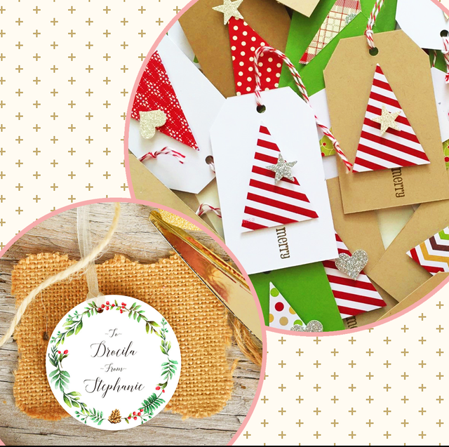 Christmas Gift Tag.20 Best Christmas Gift Tags Adhesive And Printable Gift Tags