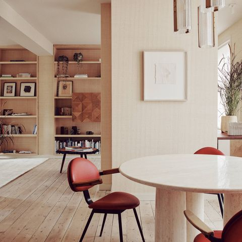 Marylebone small home designed by vintage and salvage experts Retrouvius