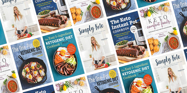 10 Best Keto Cookbooks 2020 Keto Diet Books For Beginners And Experts
