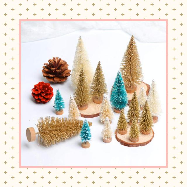 Best Bottle Brush Christmas Trees Online Where To Buy