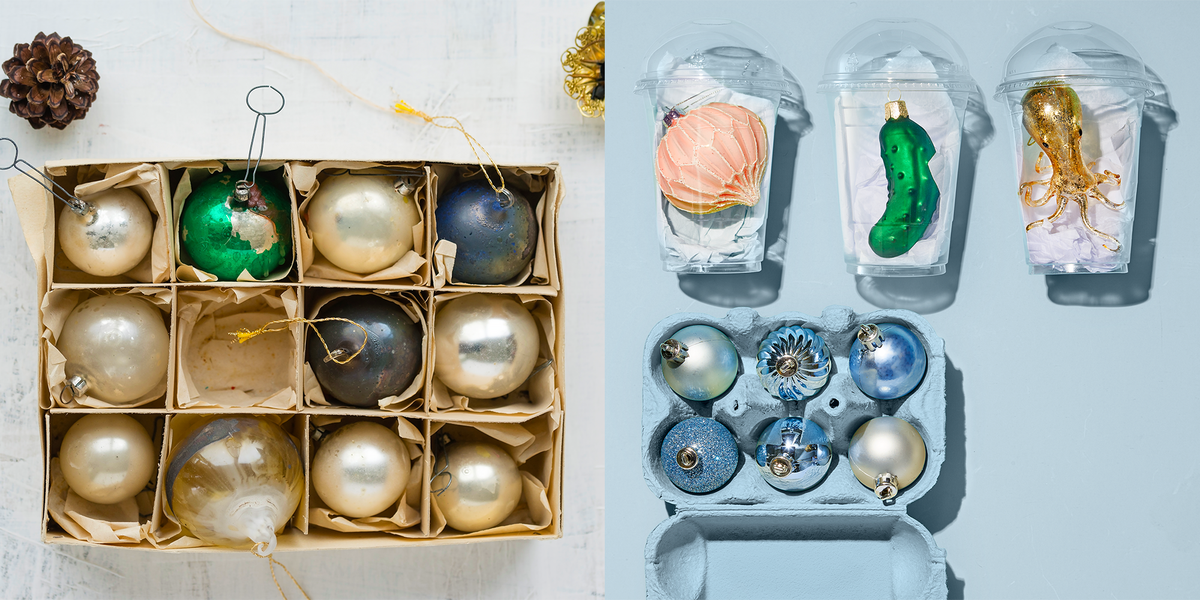 22 Super-Smart Ways to Store Your Christmas Decorations