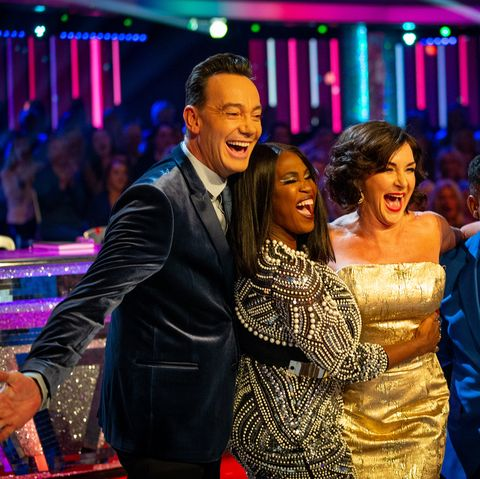 Strictly's Craig reveals who he thinks will win this year
