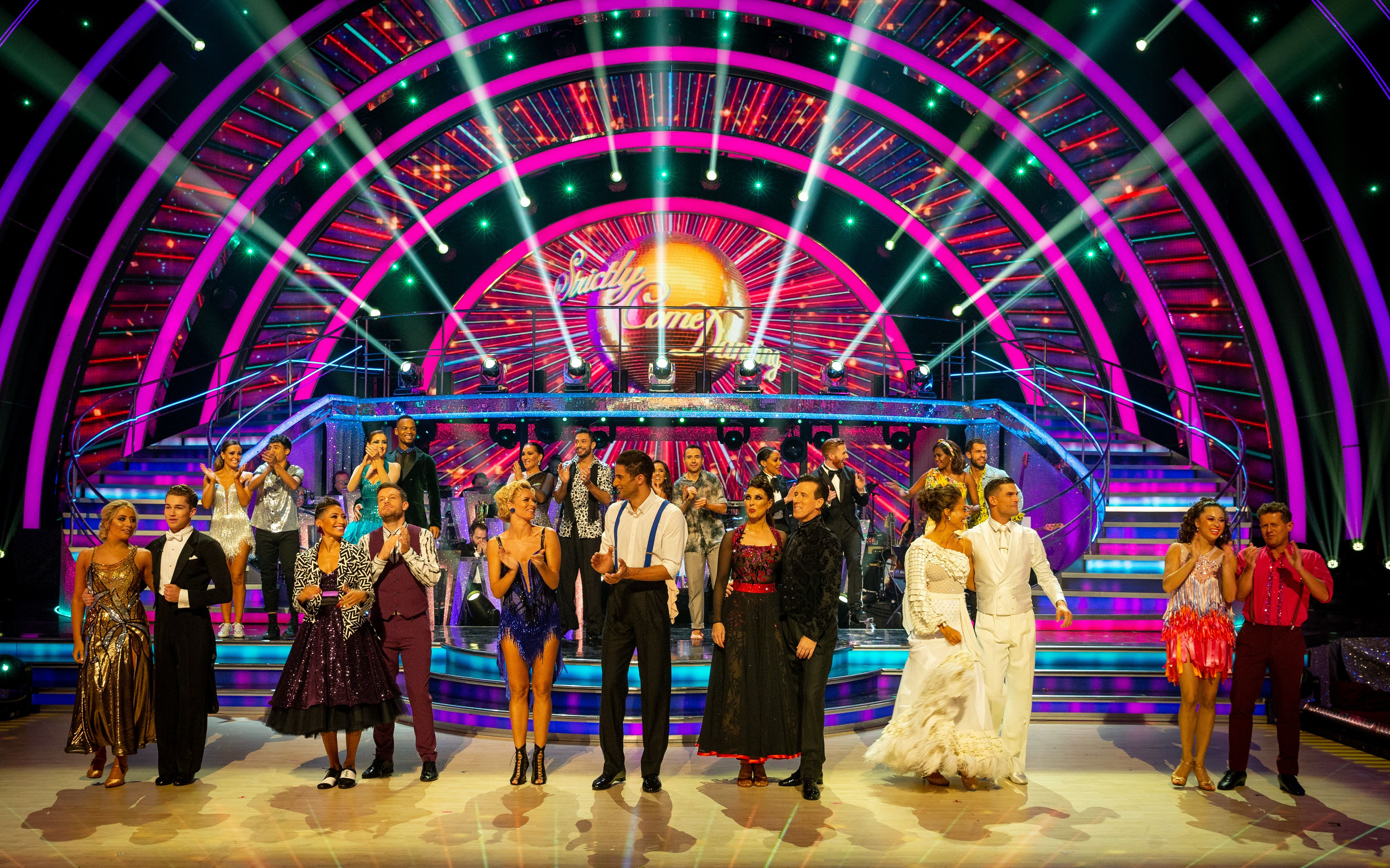 The Strictly Come Dancing live tour celebrities have been announced