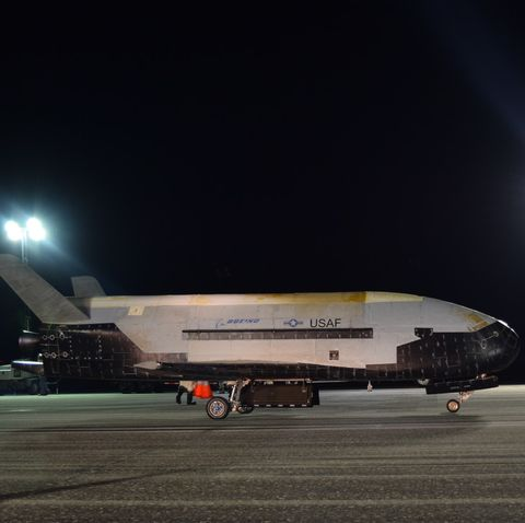x 37b, space plane