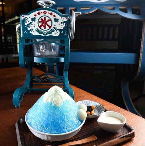 Doshisha復古刨冰機