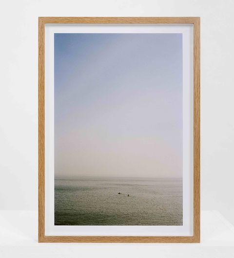 sea sky photograph