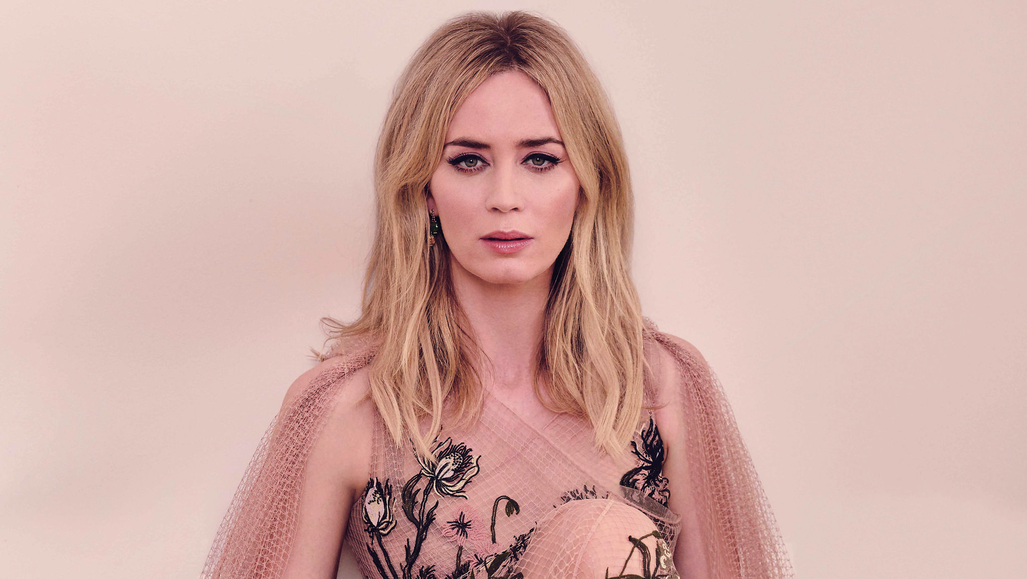 Emily Blunt: An Englishwoman in New York