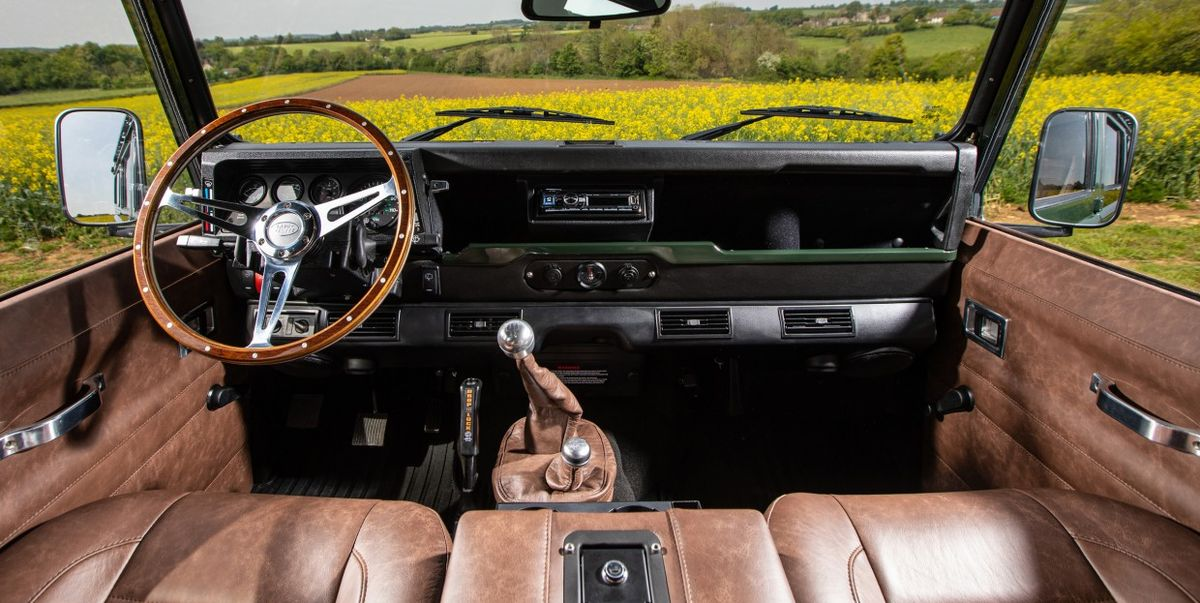 Want a Custom Vintage Defender? Here Are the Brands You Should Know
