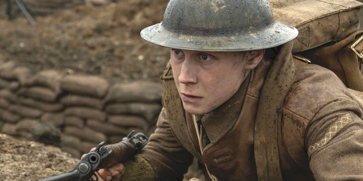 """1917's Sam Mendes opens up about movie's """"moment of chance"""""""