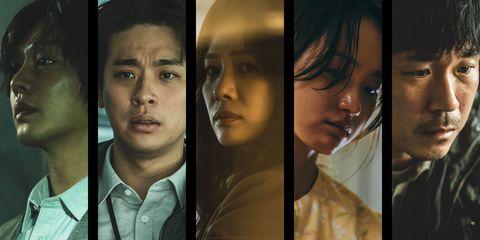 netflix 2021韓劇,劉亞仁《地獄》