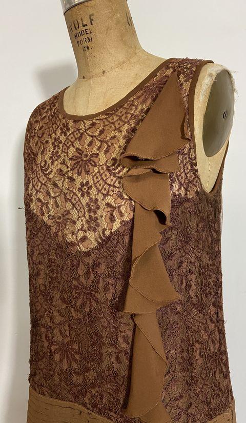 1920s dress featured in ma rainey's black bottom