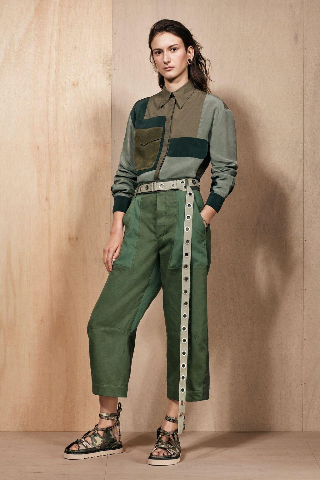 Militar Reinventar Srpls Lo Vuelve Look Como El Zara A Confirma La Y 8nvwOmN0