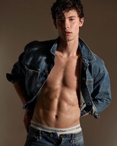 c99fe4a78a4b8 Shawn Mendes Calvin Klein Underwear Campaign - Shawn Mendes Stars in ...