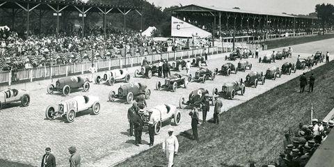 jimmy murphy, 1922 indianapolis 500