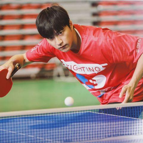 2021東京奧運桌球銅牌戰必看!「林昀儒、江宏傑」8位桌球男神專注眼神電暈運動迷