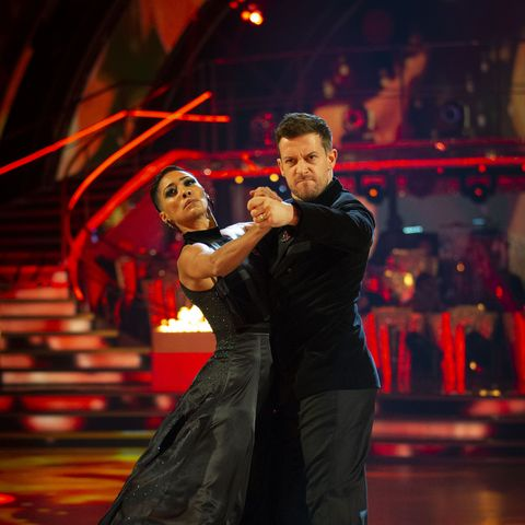 Strictly Chris Ramsay and Karen Hauer