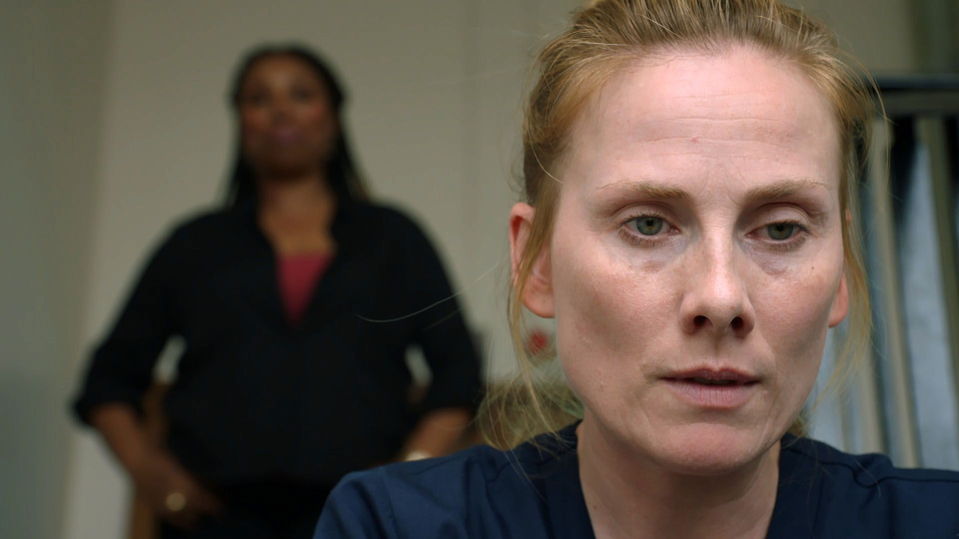 Holby City star Rosie Marcel reveals the aftermath of Jac's devastating breakdown