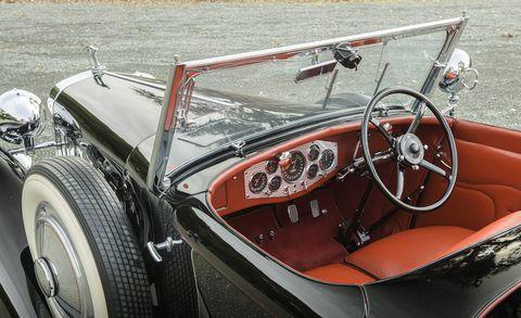 1932 Hispano-Suiza J12 Dual-Cowl Phaeton