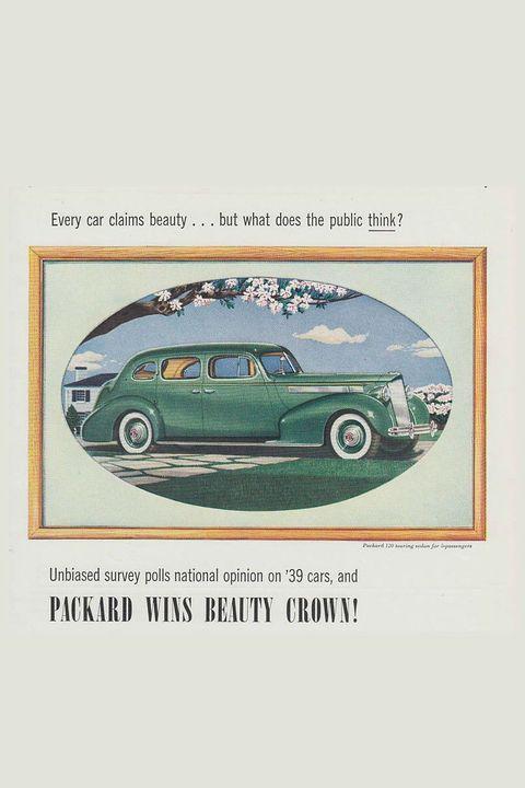 【1939年】パッカード120(Packard 120)