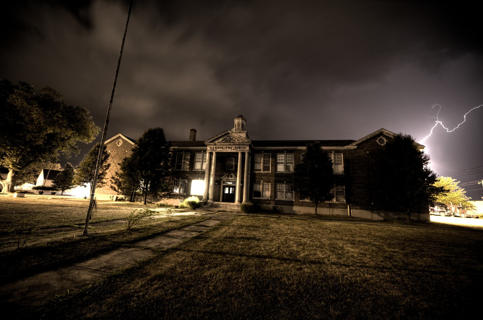The Spookiest Abandoned Places in Every State