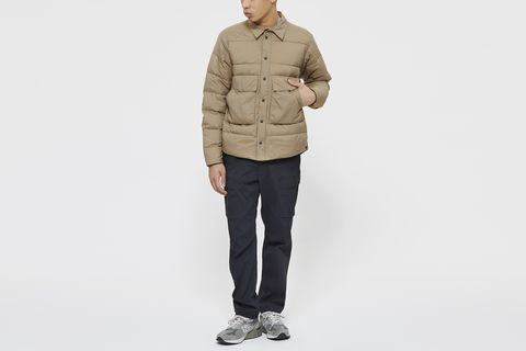 goldwin down jacket
