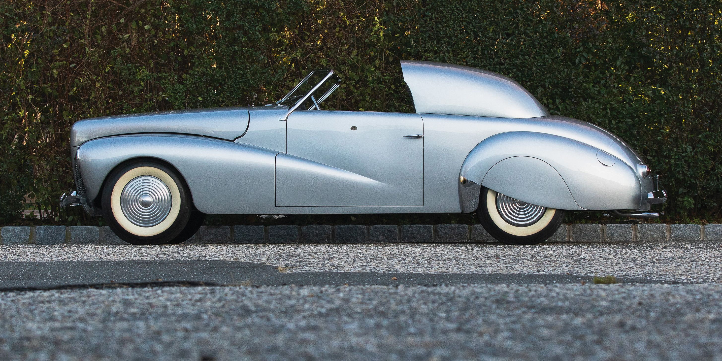Petersen Automotive Museum Is Auctioning Off Some Truly Gorgeous Cars 1941 Mercury Pick Up