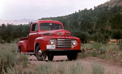 Ford F-series Pickup