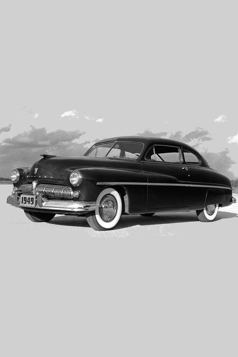 1949: Mercury 8