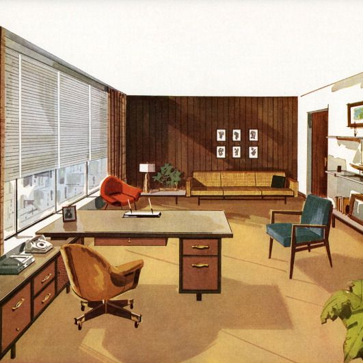 The Most Important Pieces Of Mid Century Modern Furniture To Know