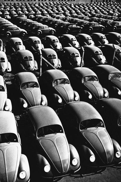 1950: VW Beetle