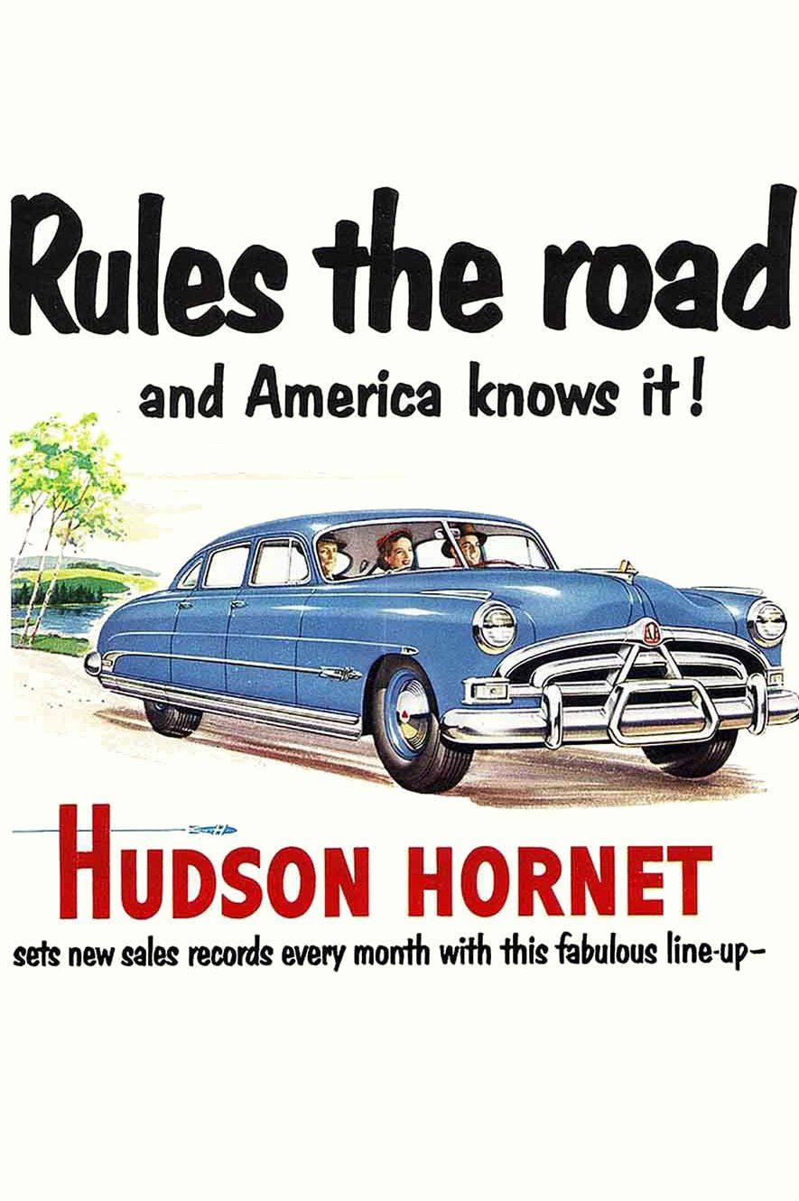 Automobile Ads 1930s /& 1940s digital collection