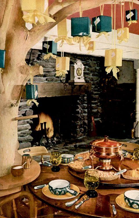 Room, Watercolor paint, Still life, Interior design, Art, Furniture, Building, Paint,